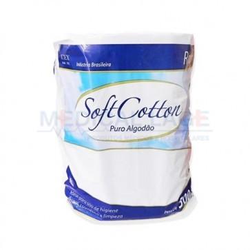 Algodao em Rolo - 500g - Soft Cotton - Unidade