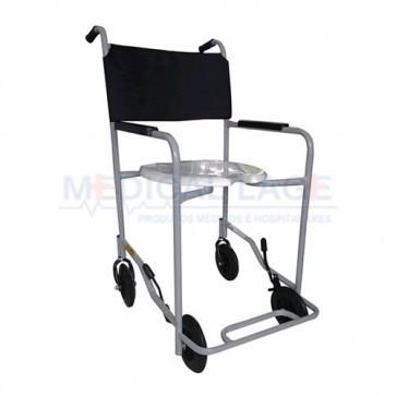 Cadeira de banho com pés fixo modelo 201 - CDS