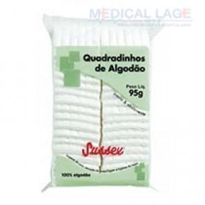 Algodao quadradinho - 95 g - Sussex - Pacote