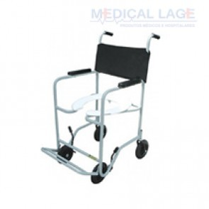 Cadeira de banho com pés escamoteáveis modelo 202 - CDS