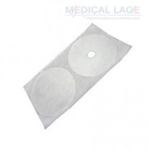 Disco adesivo para fixar eletrodo - pct com 100