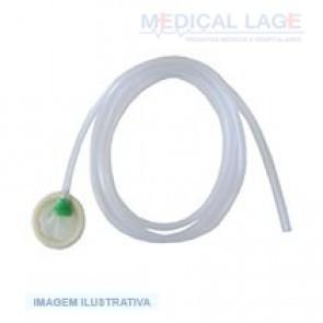 Uritex - Dispositivo para incontinência urinária tamanho G com extensao - estéril - Medsonda - unidade