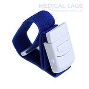 Garrote em tecido azul com trava - LaborImport - Unidade
