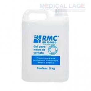 Gel para Ultrassom -  ECG - Fisioterapia - RMC - Galao 5kg