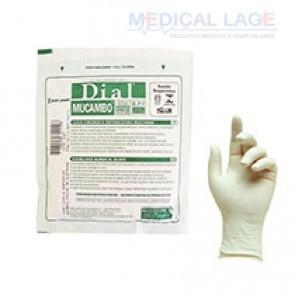 Luva Cirurgica Estéril 7,5 - Mucambo Dial - Par