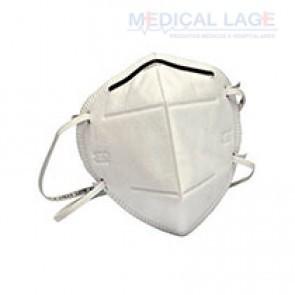 Respirador Dobrável para tuberculose N95 - PFF2 Ref. 9920 - 3M - Unidade