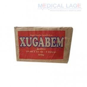 Toalha de Papel Interfolhas 19x21 Branco - Xugabem - Fardo com 1.000