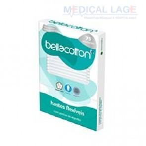 Cotonete - Bella Cotton - Caixa com 75 uni