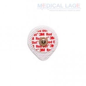 Eletrodo para ECG - Neonatal (recém-nascido) - 3M - Ref. 2258BR-N1 - Pct com 50