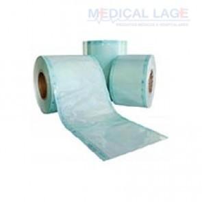 Papel grau cirurgico - bobina 100mm x 100m - Bolsa Plast